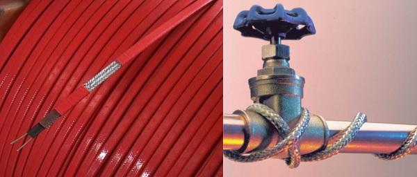 Саморегулирующийся греющий кабель РИЗУР-СГЛ. 2ExeIIT3…T6X