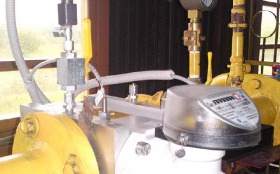 Измерительный трубопровод