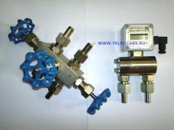 Датчик давления ДДМ-03-10ДД-12-МИ-Ex