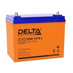 АКБ Delta DTM 1275 L