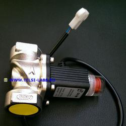 Электромагнитный клапан отсекатель GV-80 DN25