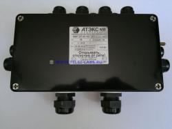 Коробка клеммная МВР 307.00-150