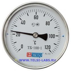 Термометр биметаллический ТБ-1