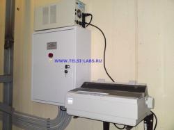 Шкаф коммерческого учета газа ШКУГ 2Ex-ИБП