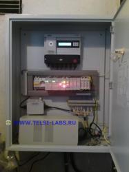 Шкаф коммерческого учета газа ШКУГ 3Ex-ИБП